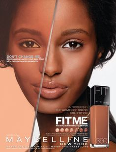 The Ad Campaign: Senait Gidey for Maybelline New York