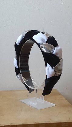 Halo Headband, Fascinator Headband, Black Headband, Headband Styles, Fashion Headbands, Headbands For Women, Alice Band, Wife Birthday, Kate Middleton Style