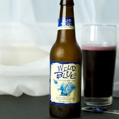 Wild Blue Lager from Blue Dawg Brewing. Don't be fooled though! It's actually someone else.