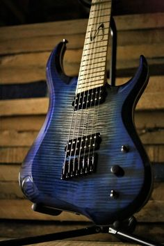 Skervesen Guitars  Boss personal Kallisti with Bare Knuckle Pickups and ABM High Quality German Guitar Parts GmbH.