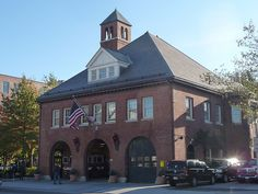 Central Square Fire House