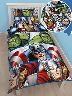 Disney Marvel Avengers Shield SingleUS Twin Rotary Duvet Set  Marvel Avengers Beach Towel ** Click image to review more details.Note:It is affiliate link to Amazon.