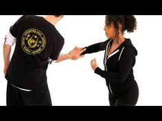 How to Escape a Wrist Hold | Self Defense