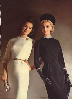 Fashion in The 50s: Golden Days of Style and Clothing