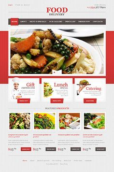 Food & Drink inspirations at the Coffee Break? Browse for more Food & Drink and Responsive JavaScript Animated templates! // Regular price: $69 // Unique price: $4100 // Sources available: .HTML, .PSD // #FoodDrink #Responsive #JavaScript #Animated #templates #FoodDelivery