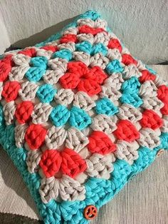 crochet fabric , CROCHET - GAN
