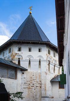 Саввино-Сторожевский монастырь  -    Звенигород.