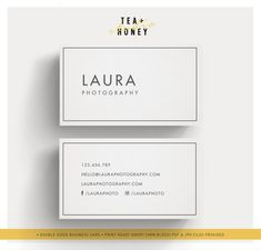 Contract of large name and small surname, frame around Name Logo, Stationery Design, Brochure Design, Calling Card Design, Business Card Dimensions, Double Sided Business Cards, Online Printing Companies, Photography Business Cards, Minimalist Business Cards