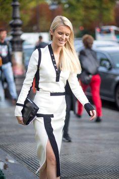 Best Paris Fashion Week Street Style Spring 2016 – Paris Street Style