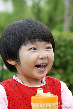Chinese children by Liu Nian, via Dreamstime