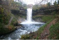 ... Falls 'Laughing Water' in Minneapolis (PHOTOS) : Places : BOOMSbeat