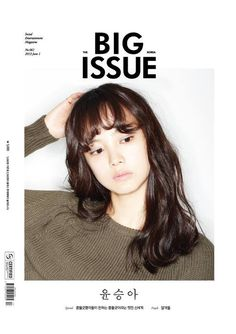 big issue korea