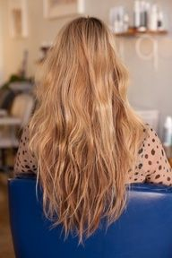 Beach waves are absolutely possible for naturally straight hair.  This tutorial shows how to create the look.