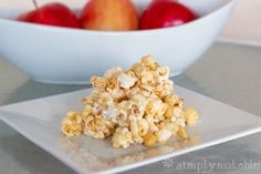 You will never go back to store bought after making this easy caramel popcorn recipe. This is a perfect treat for your fall gatherings.