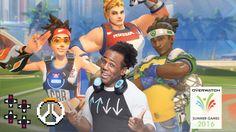 Overwatch Summer Games! Austin Creed's a Lucio Ball MVP! - http://newsaxxess.com/overwatch-summer-games-austin-creeds-a-lucio-ball-mvp/
