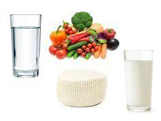 Dieta para o pós-parto