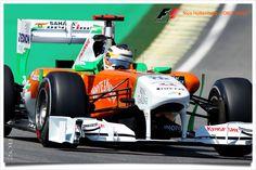 Force India - Nico Hulkenberg