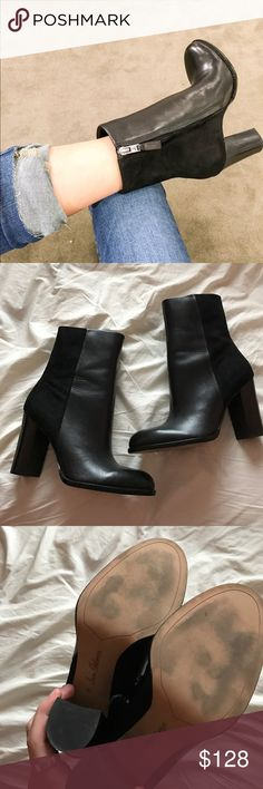 777ff49f227d5 Like new Sam Edelman booties Worn once Sam Edelman Shoes Ankle Boots    Booties Edelman Shoes