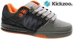 Osiris Summer 2012 Pixel is a long standing Osiris stalwart and it really comes down to this....if it aint broke don't fix it! Reinventing with great colurs and updated tech. This is the Charcoal Grey Orange version for this season.