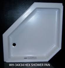 shower pan for a rv has some information