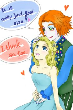 PERFECTNESS. How do you do that, Hatter, how do you do that?