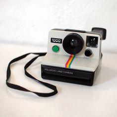 Polaroid kamera!