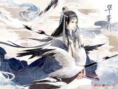 Mộ Ngôn - Ngôn tình: Hoa Tư Dẫn (tác giả: Đường Thất Công Tử) - Artist: 伊吹五月 (Ibuki Satsuki) | Periacon Anso