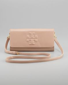 great neutral bag by Tory Burch