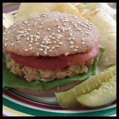 "Vegan ""Tuna"" Salad – Vegan Kitchen Magick"