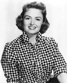 Donna Reed The Donna Reed Show, Tv Moms, From Here To Eternity, Its A Wonderful Life, Photo Booth, Actors & Actresses, Love Her, January 27, Pure Products