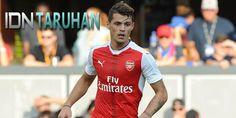 IDNTARUHAN: IDNTARUHAN-Bayern Ingin Caplok Xhaka dari Arsenal