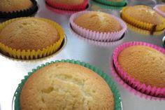 MASSA BÁSICA PARA CUPCAKE. Para quem quer aprender uma receita fácil e simples de cupcake, essa é dica ideal. Aprenda agora!