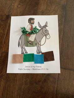 "Sample Craft for ""Coats and Leaves,"" Week 2 Preschool Coloring Pages, Preschool Bible, Preschool Ideas, Preschool Crafts, Bible Story Crafts, Bible Stories, Jesus Is My Friend, Empty Tomb, Kids Ministry"