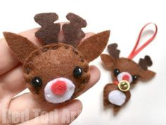Easy Reindeer Orname