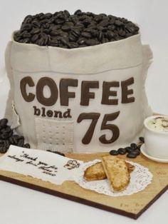 Coffee Sack Cake