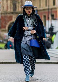 Scouting Standout Street Style at London FashionWeek | StyleCaster