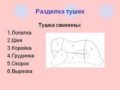 тушка свинины разделка - Поиск в Google