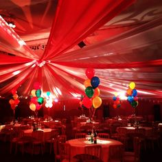 From Kim W. - more ideas!  circus props | More Production