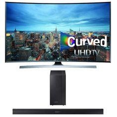 Samsung Curved TV SmartTV UHD