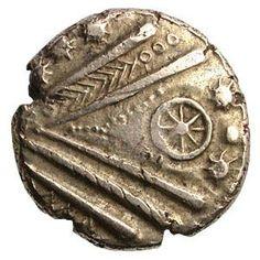 Gaul, Treviri Celtic coin, ca. 60-30/25 BC