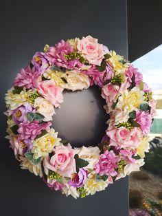 Floral Wreath, Wreaths, Home Decor, Art, Homemade Home Decor, Craft Art, Flower Crowns, Door Wreaths, Kunst