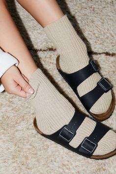 Andie Scrunchy Sock | Free People