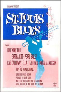 St. Louis Blues - USA (1958) Director: Allen Reisner
