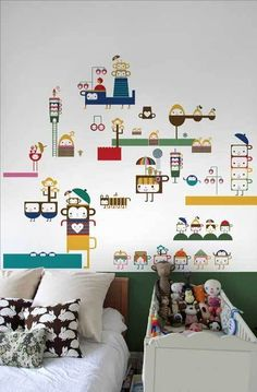Wallpaper by Studio Nommo
