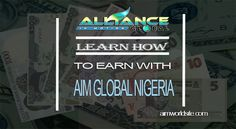 On this post, I will explain how to earn with AIM Global Nigeria the potential income of ₦153,600 per day. By following AIM Global system, you can achieve