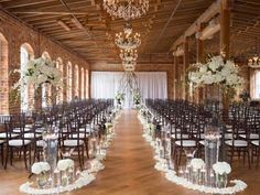 Melrose Knitting Mill Raleigh North Carolina Wedding Venues 1