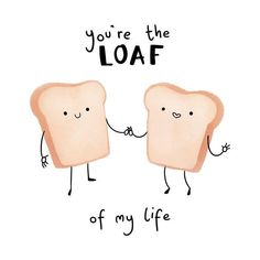 Funny Food Puns, Cute Jokes, Food Jokes, Funny Doodles, Cute Doodles, Cheesy Puns, Love Puns, Pun Card, Funny Cards