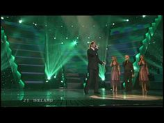 Eurovision 2006 Final 21 Ireland *Brian Kennedy* *Every Song Is A Cry For Love* 16:9 HQ - YouTube