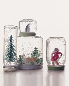 Tutorial Bolas de Nieve de Cristal
