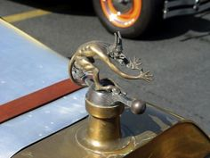 The 40 Most Awesome Hood Ornaments You've Ever Seen...Re-pin...Brought to you by #HouseofInsurance for #CarInsurance #EugeneOregon
